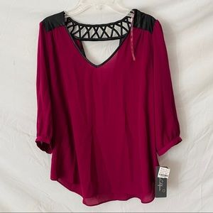 Byer California Blouse